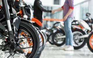 Как зарегистрировать мотоцикл без документов в России?