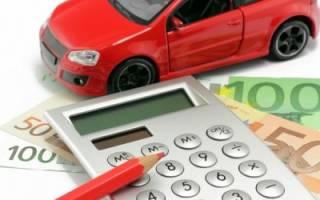 Как считается транспортный налог?