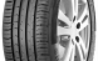 Самые тихие летние шины r17