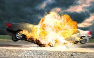 Создание аварийной ситуации на дороге штраф Россия