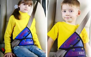 Какие детские удерживающие устройства разрешены ГИБДД?