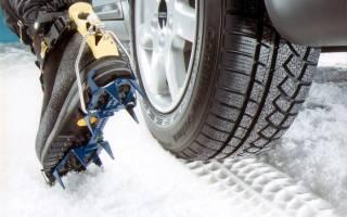 Допустимая высота протектора зимних шин легкового автомобиля