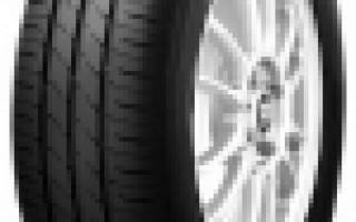 Шумность шин в децибелах