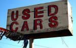 Что нужно знать при покупке бу автомобиля