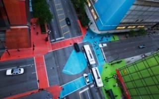 Разрешен ли обгон на регулируемых перекрестках?