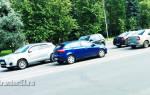 Разрешена ли парковка на островке безопасности?