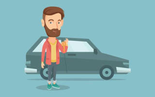 Техосмотр при покупке б у авто
