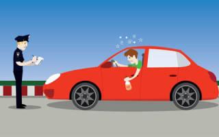 Лишили водительских прав за пьянку что делать?